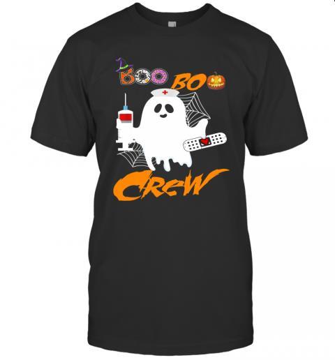 Boo Boo Crew Nurse Ghost Funny Halloween Costume